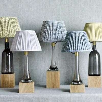 Lampbases on Blocks10 HIGH